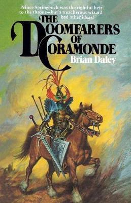 Doomfarers of Coramonde by Brian Daley image