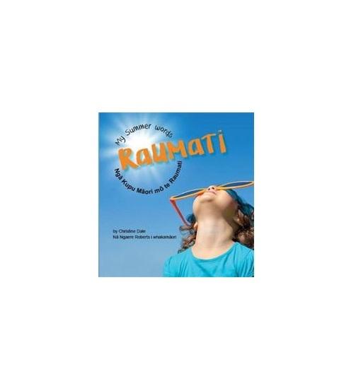Raumati My Summer Words (English/Te Reo Maori) by Chris Dale