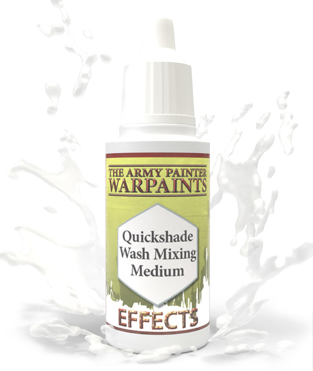 Army Painter: Warpaints - Quickshade Wash Mixing Medium
