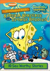 Sponge Bob Square Pants - Nautical Nonsense/Sponge Buddies on DVD