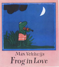 Frog in Love by Max Velthuijs image