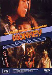 Monkey - Vol 12 on DVD