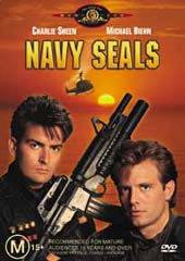 Navy Seals on DVD