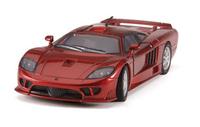 Testors Saleen S7 Metallic Red 1/24 Model Kit