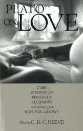 Plato on Love by Plato image