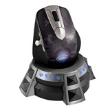 SteelSeries World of Warcraft Wireless MMO Gaming Mouse for PC Games