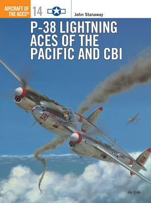 Lightning Aces of the Pacific and CBI by John Stanaway image