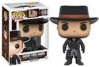 The Hateful Eight - Chris Mannix Pop! Vinyl Figure