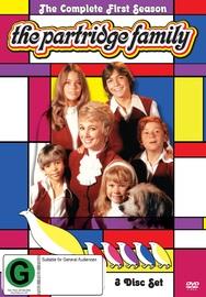 The Partridge Family - Season 1 on DVD