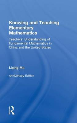 Knowing and Teaching Elementary Mathematics by Liping Ma image