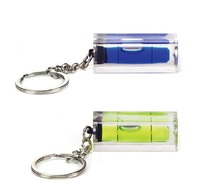 Mini Spirit Level Keychain