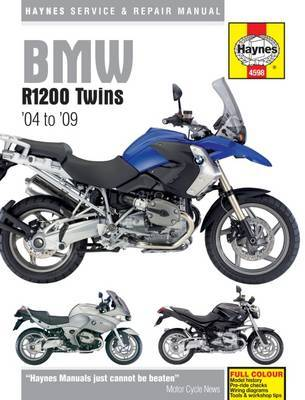 BMW R1200 (04-09) by Haynes Publishing