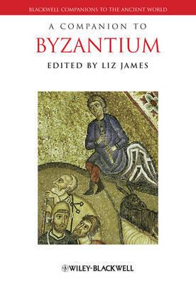 A Companion to Byzantium image