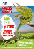 Maths - Problem Solving & Reasoning Age 7-9 by Letts KS2