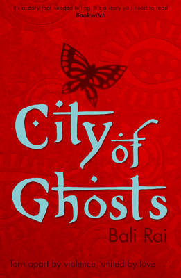 City of Ghosts by Bali Rai image