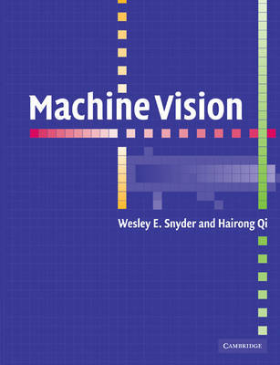 Machine Vision by Wesley E. Snyder