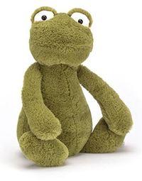 Jellycat: Bashful Frog