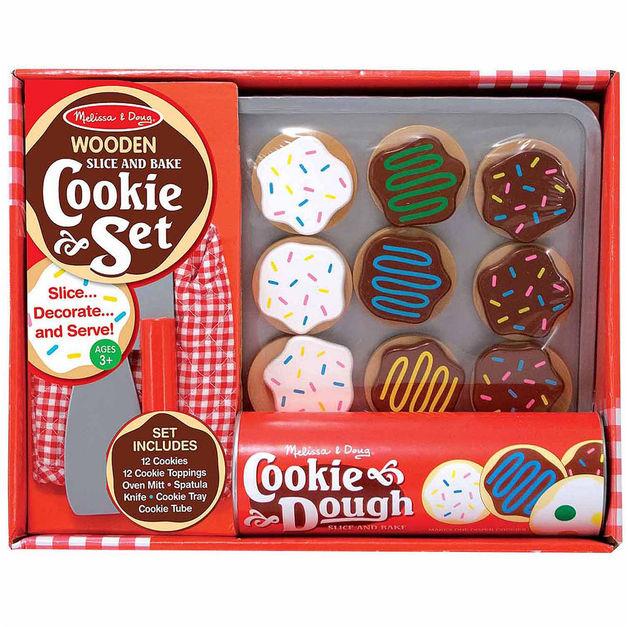 Melissa & Doug: Slice and Bake Cookie Set