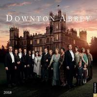 Downton Abbey Wall Calendar by Nbc Universal