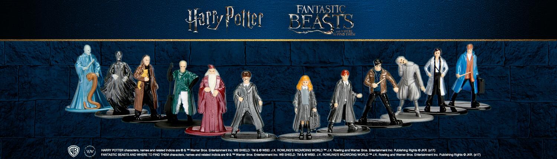 Jada Metal Minis: Harry Potter - Nano Metalfigs 20-Pack image
