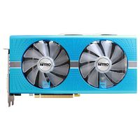 Sapphire Nitro+ RX580 8GD5 8GB DDR5 Special Edition Graphics Card