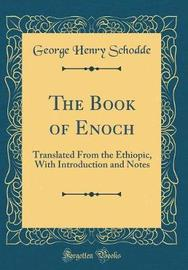 The Book of Enoch by George Henry Schodde image