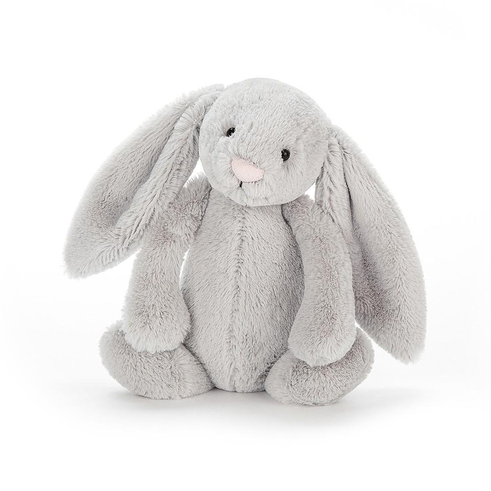 Jellycat: Bashful Chime Bunny - Silver image