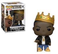 Notorious B.I.G (Crown ver.) - Pop! Vinyl Figure image