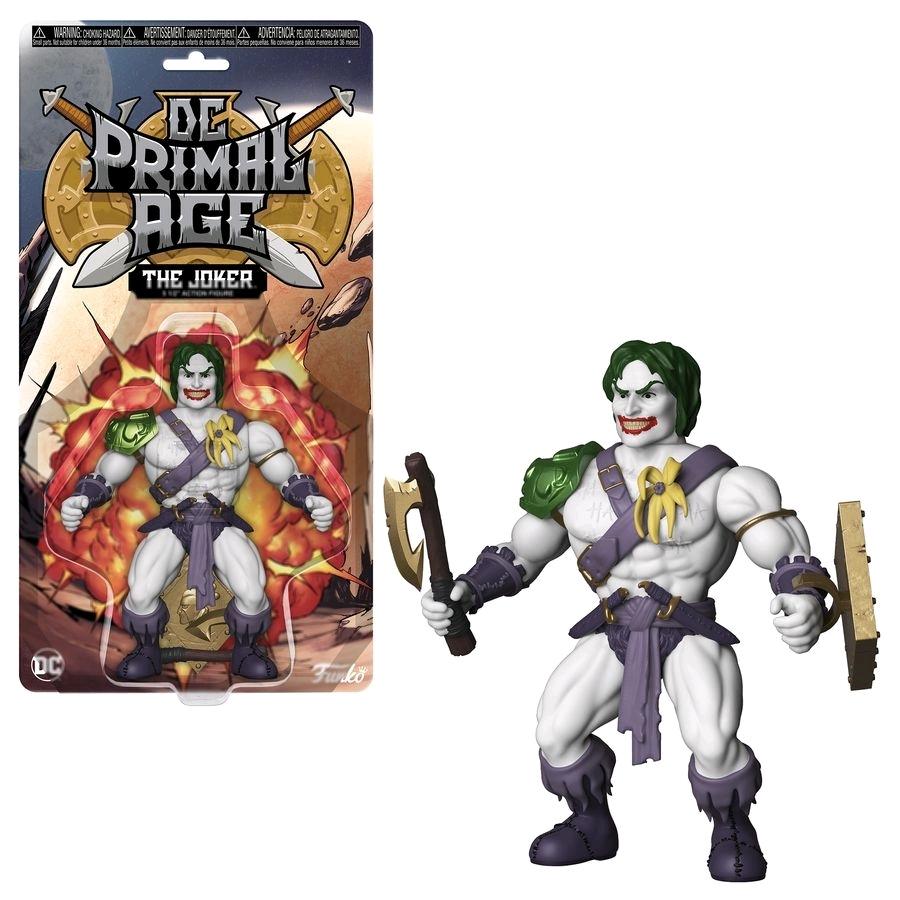 "DC Primal Age: Joker - 5"" Action Figure image"
