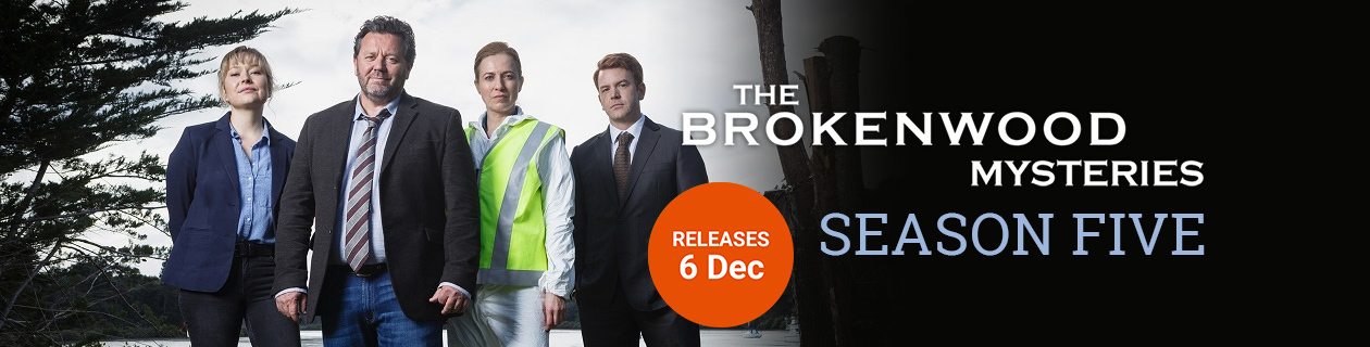 The Brokenwood Mysteries Series 5