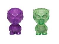 Joker (Purple & Green) - Hikari XS Vinyl Figure 2-Pack