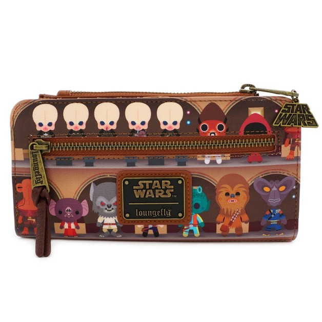Loungefly: Star Wars - Cantina Chibi Purse