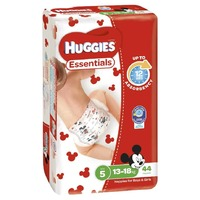 Huggies Essentials Nappies Bulk Value Box - Size 5 Walker (176) image