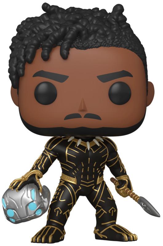 Marvel's What If? - King Kilmonger (Black Panther) - Pop! Vinyl Figure