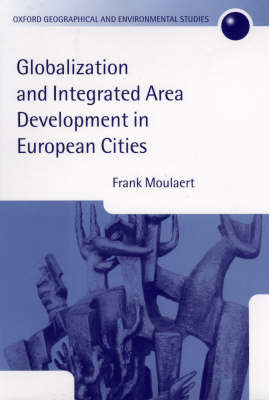 Globalization and Integrated Area Development in European Cities by Frank Moulaert image