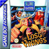 Lost Vikings for GBA