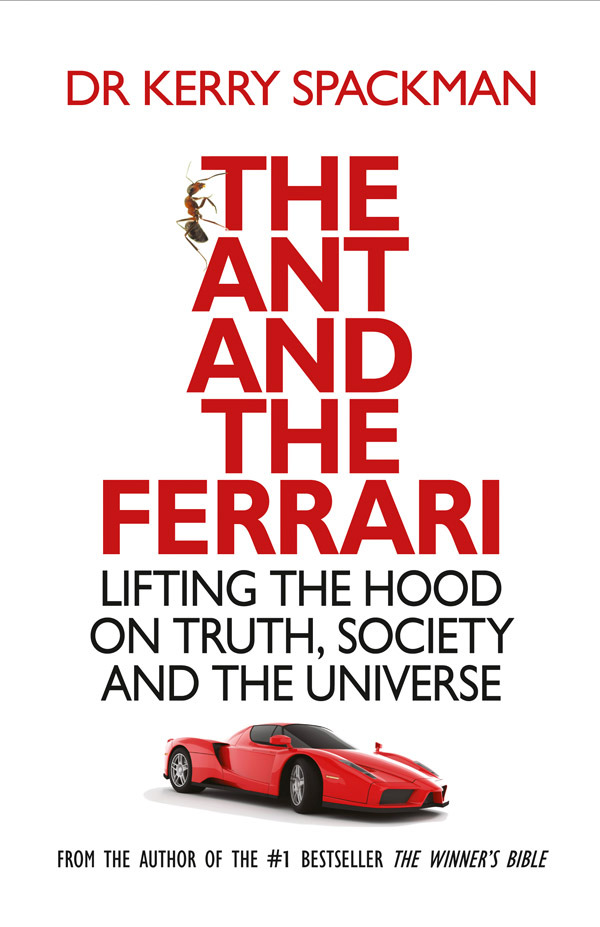 The Ant and the Ferrari image