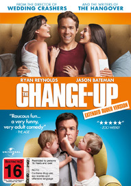 The Change Up on DVD