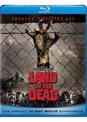 Land Of The Dead on Blu-ray