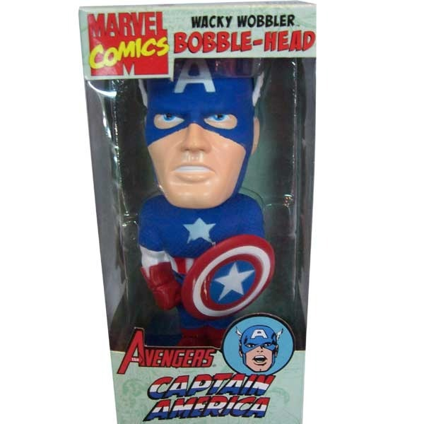 Captain America - Wacky Wobbler