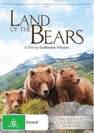 Land of the Bears on DVD
