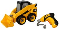 CAT Buildin' Crew: Take-a-Part Machines - Mighty Marcus Skid Steer