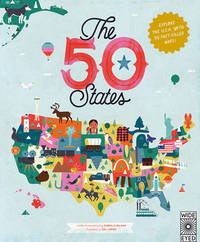 The 50 States by Gabrielle Balkan