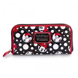 Loungefly Disney Minnie Mouse Zip Wallet