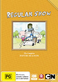 Regular Show - The Complete Fifth Season on DVD