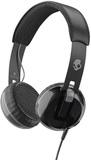 Skullcandy Grind On-Ear W/Tap Tech - Black/Black/Gray