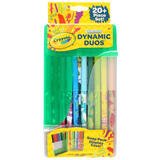 Crayola: Super Tips Markers - Dynamic Duos