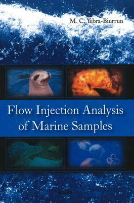 Flow Injection Analysis of Marine Samples by M.C. Yebra-Biurrun image