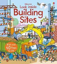 Look Inside a Building Site by Rob Lloyd Jones