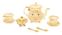 Disney's Beauty and Beast: Enchanted Objects Tea Set